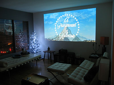 perfect hd theatre setup